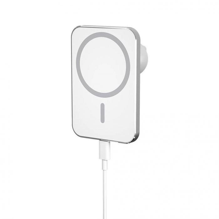 Aluminum Magsafe charger for car