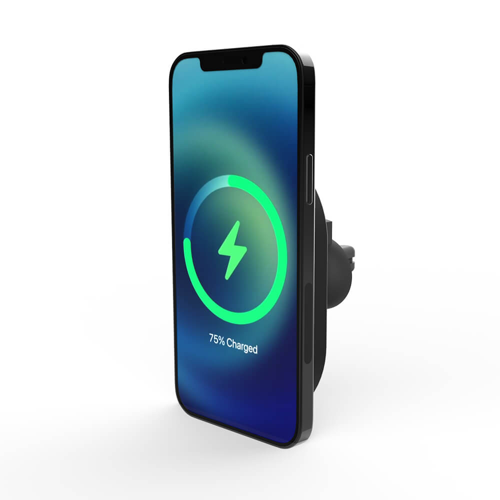 iphone 12 magsafe wireless car charger