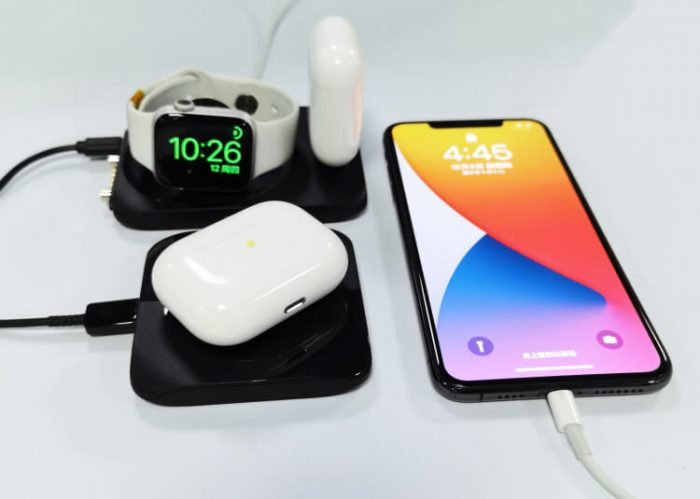 iphone 12 charger duo