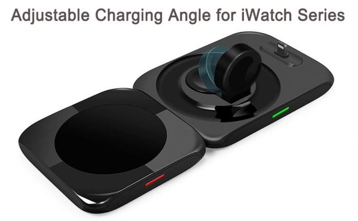 magsafe 4 in 1 wireless charger