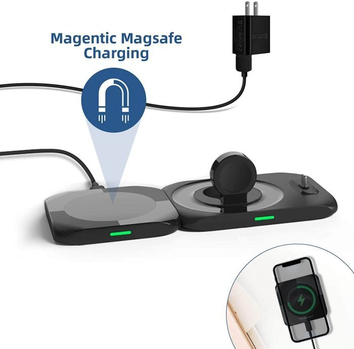 magsafe charger 3 in 1